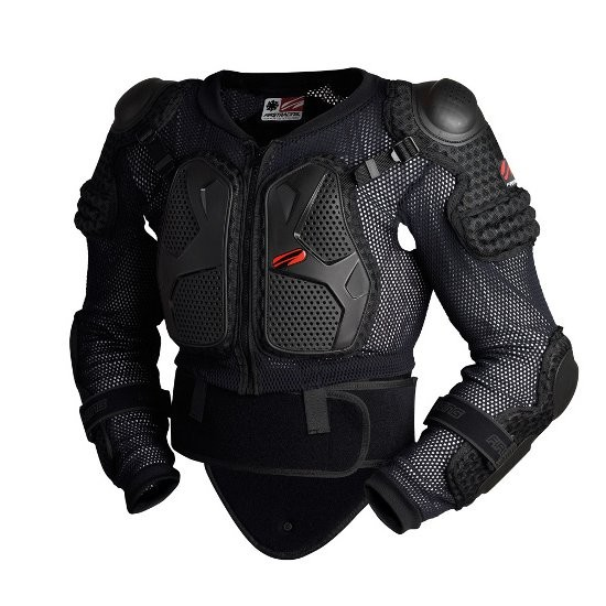 gilet de protection cross first racing impact pro 2 noir 4x4 d sert races. Black Bedroom Furniture Sets. Home Design Ideas