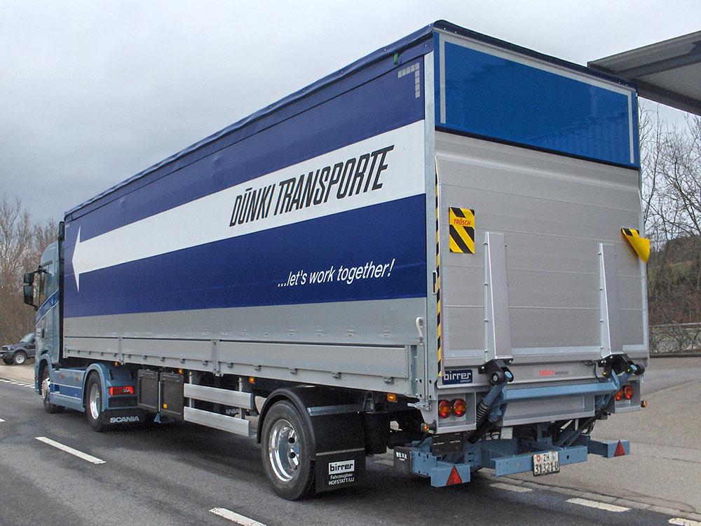 Markenvertretungen - Alois Birrer AG Fahrzeugbau Hofstatt