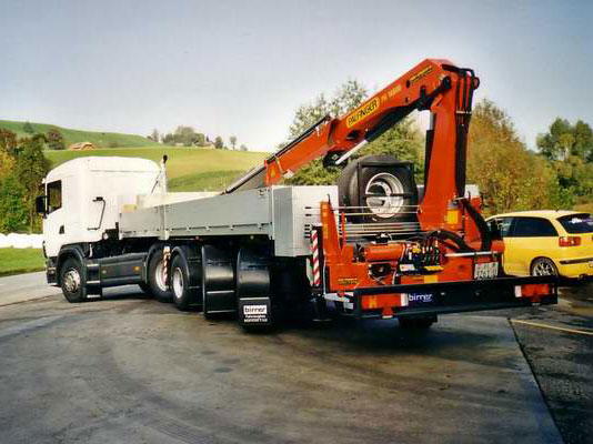 Spezialfahrzeugbau - Alois Birrer AG Fahrzeugbau Hofstatt