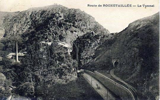 Vue de 1915 (Collection Gérard ARNAUD)