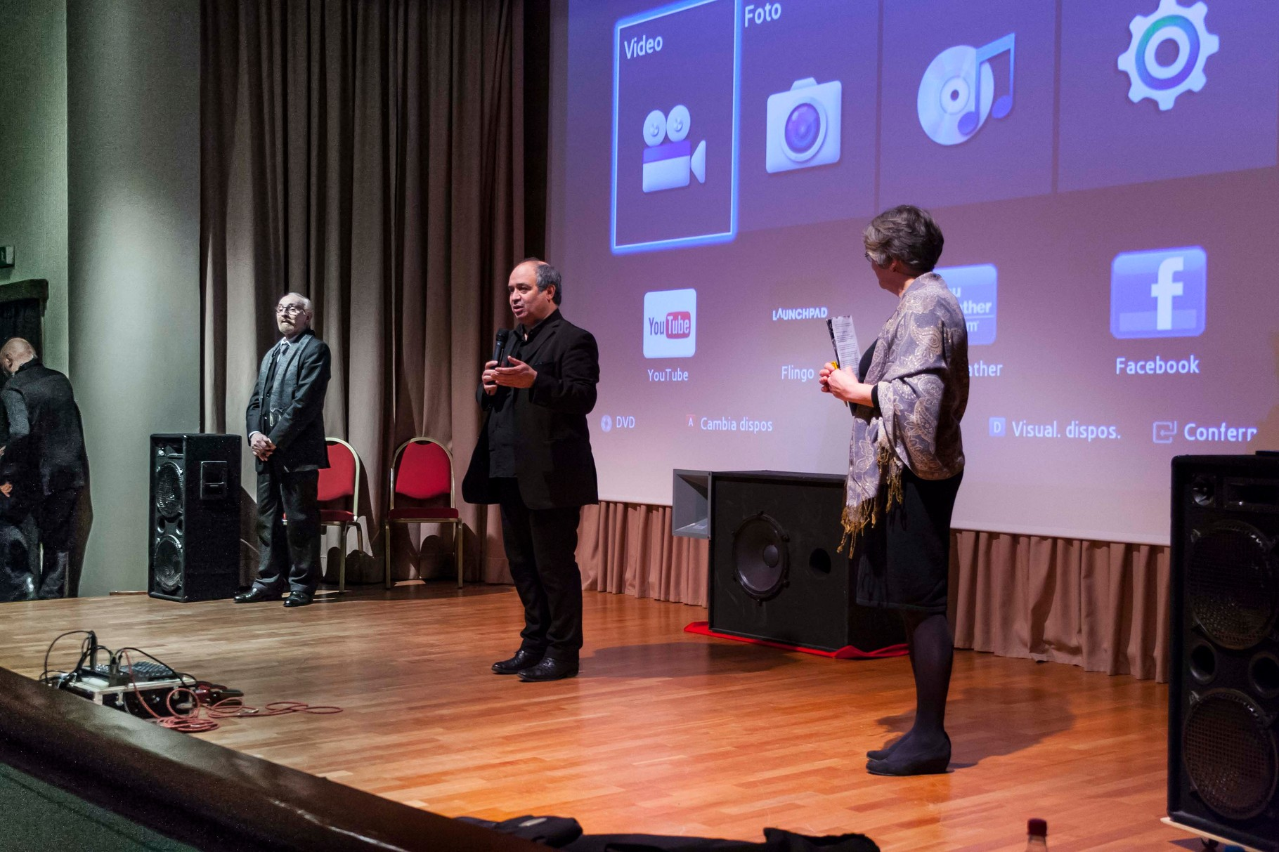 Bruno Furini, Alberto Di Giglio, Laura Cristofari