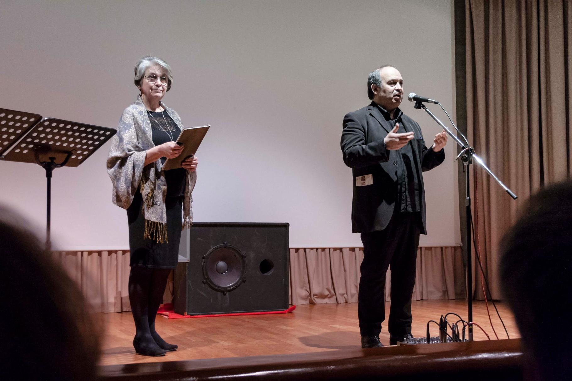 Laura Cristofari e Alberto Di Giglio