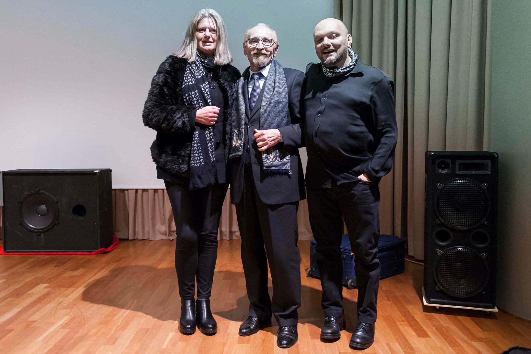 Carolina De Antoni, Bruno Furini, Beppe Frattaroli