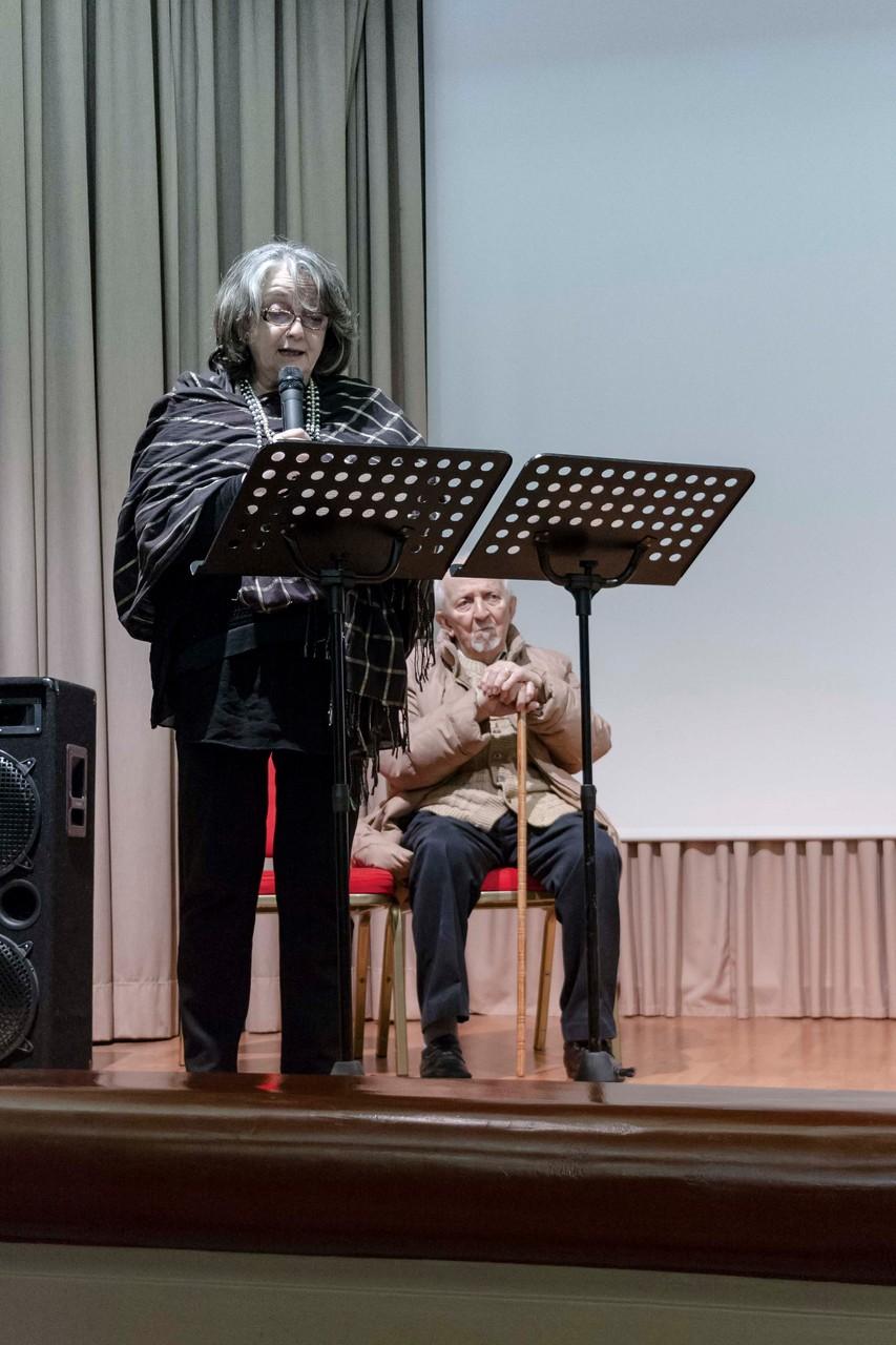 Silva Cristofari e Umberto Cristofari