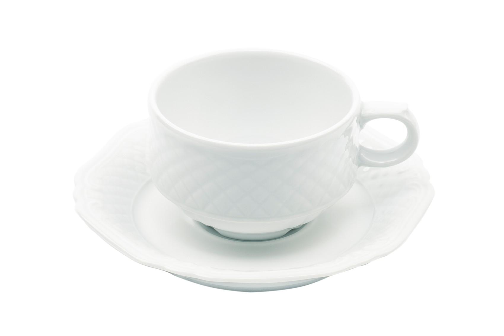 Kaffeetasse mit Untertasse