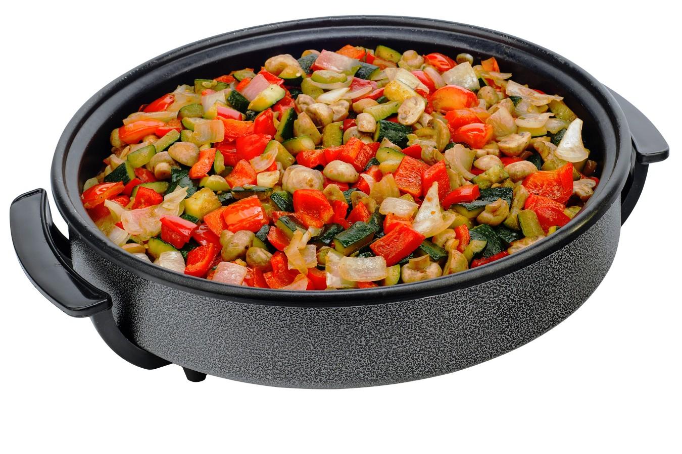 Ratatoulle-Gemüse