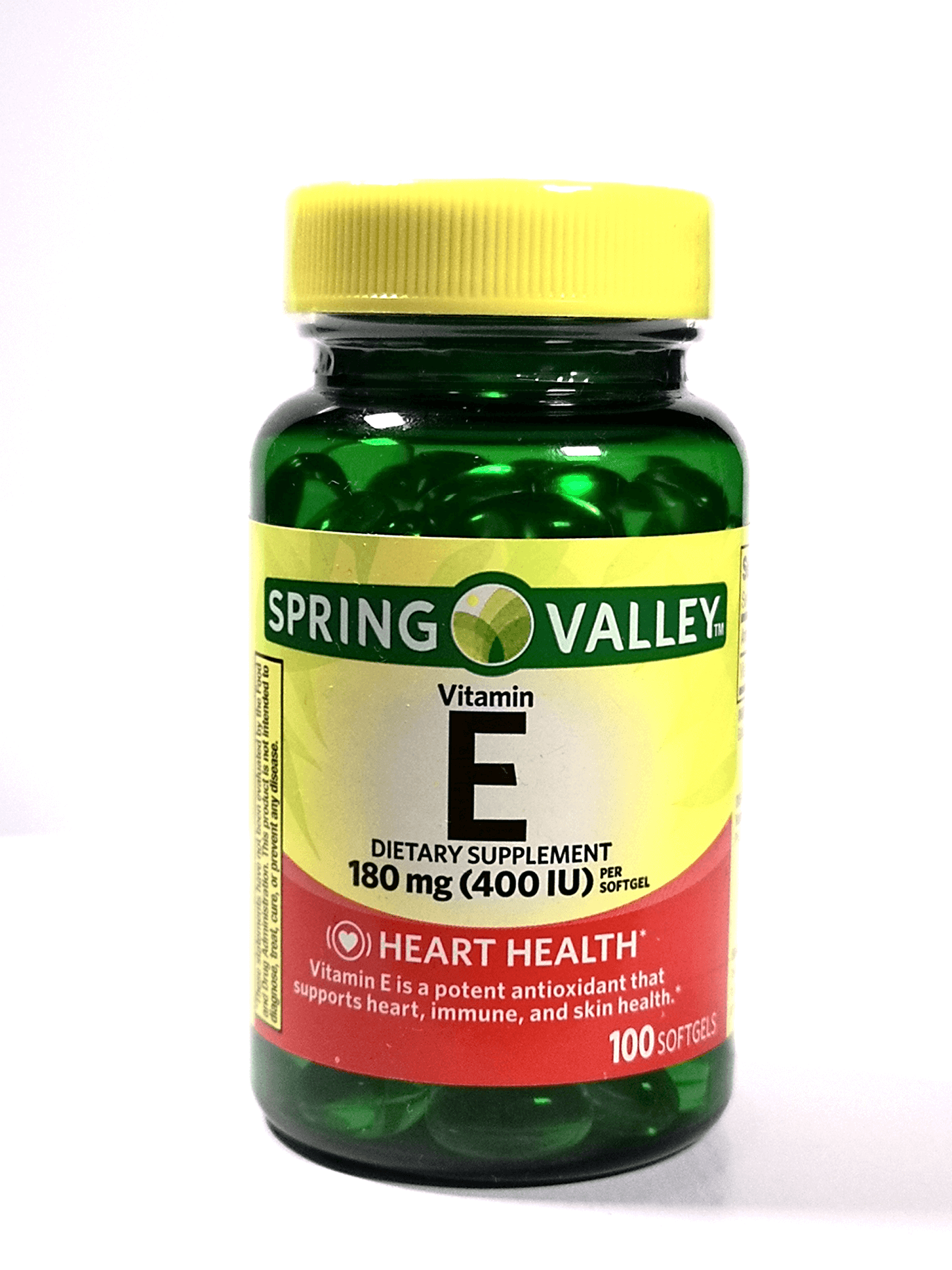 Vitamina E - Spring Valley
