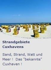 Cuxhaven's Strände