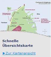 Übersichtskarte Region