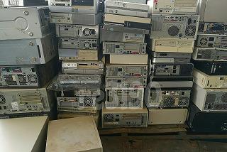 茨城県内のパソコンリサイクル,PC処分