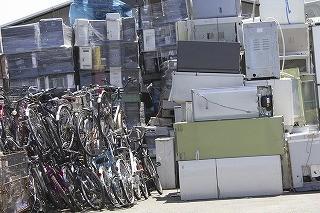 常陸太田市不用品,粗大ゴミの回収