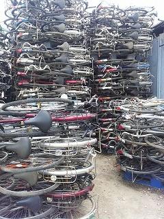 処分 自転車