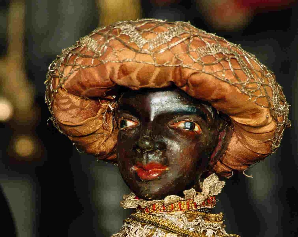 Diener der Königin von Saba
