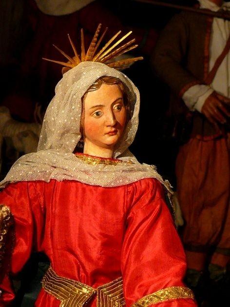 Maria der Hochzeit zu Kana