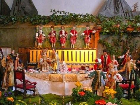 Hochzeitsszene