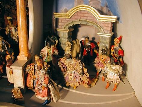 Der Einzug der Heiligen Drei Könige