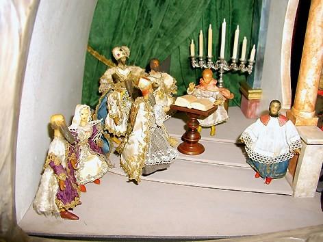 Der 12-jährige Jesus im Tempel