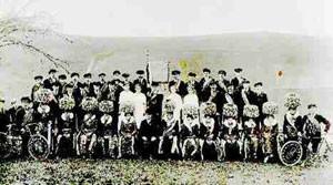 Bannerweihe 1923