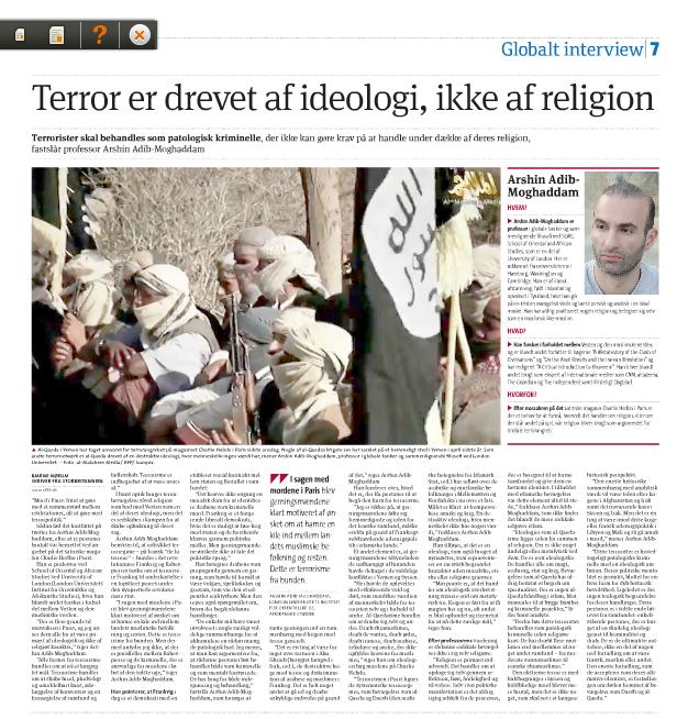 Kristeligt Dagblad, Oslo