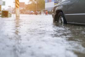 大雨でこんなに命の危機を感じたことはありませんでした。