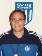 Trainer Antonio Sofia