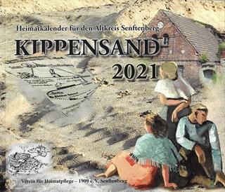 Titelseite Kippensand 2021