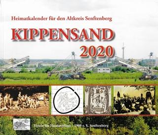 Titelseite Kippensand 2020