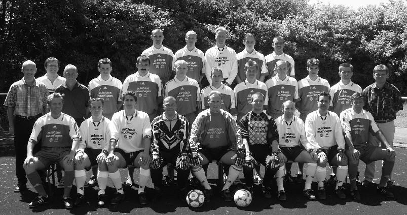 Meisterschaft 2001/02
