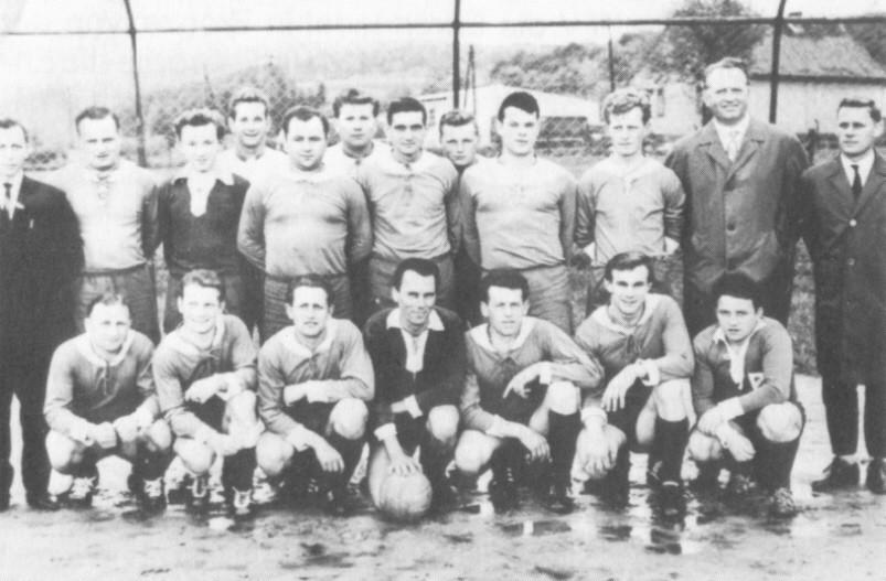 Meisterschaft 1961/62