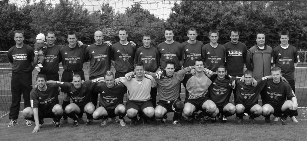 Aufstieg 2005/2006