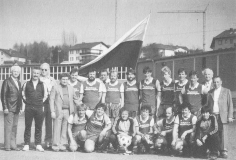 Meisterschaft 1983/84