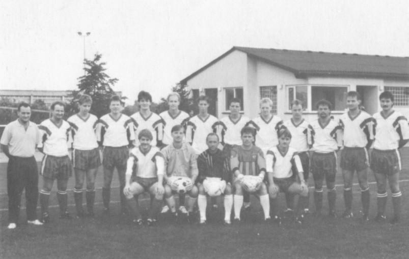 Meisterschaft 1990/91