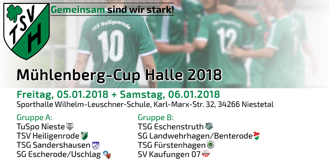 Mühlenberg-Cup Halle 2018