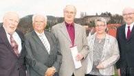 Rudolf Stumpp stattet Stifterfonds für Bürgerstiftung mit einer Million Euro aus