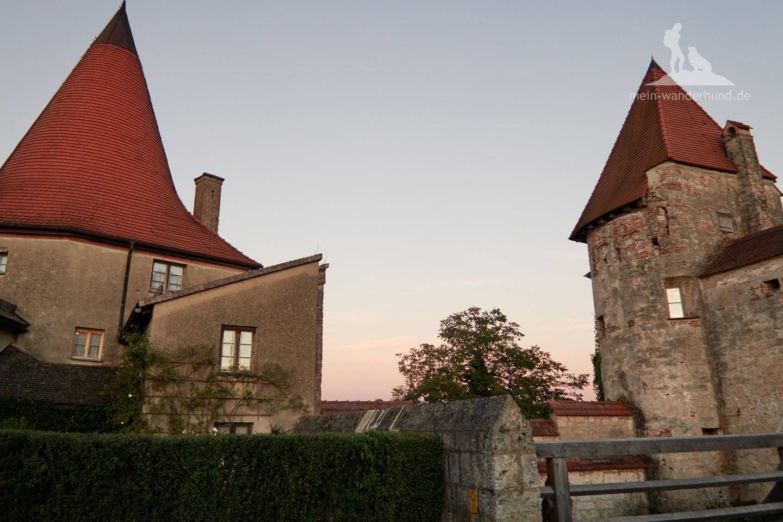 Burg Burghausen.