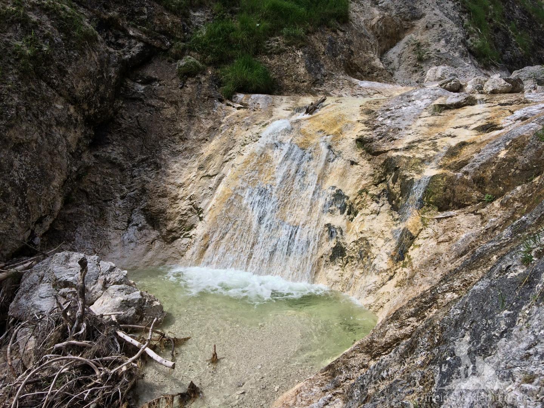... Wasserfälle ...