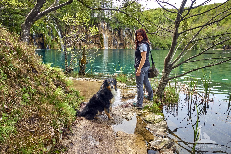 Plitwicer Seen mit Hund: auf einsameren Pfaden