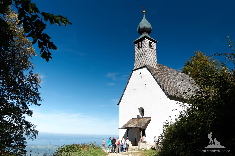 ... von der Schnappenkirche.
