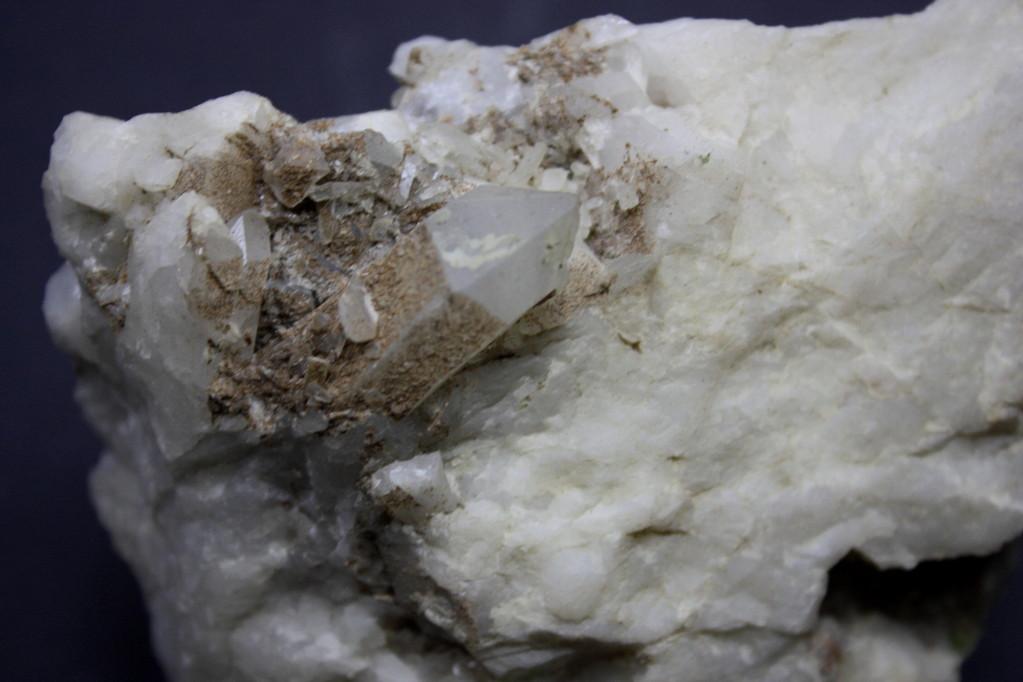 Quarzkristall / Grube Samson - St. Andreasberg