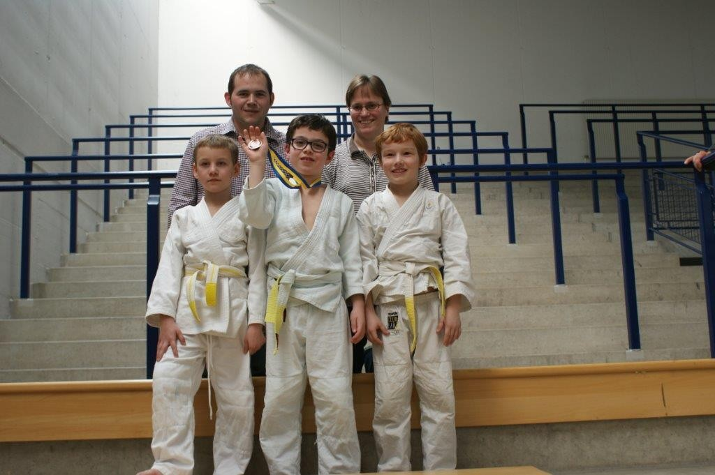 Markus, Diana, Jonas, Noah, Max (Foto: Harald Wiesinger, Diana Berner)