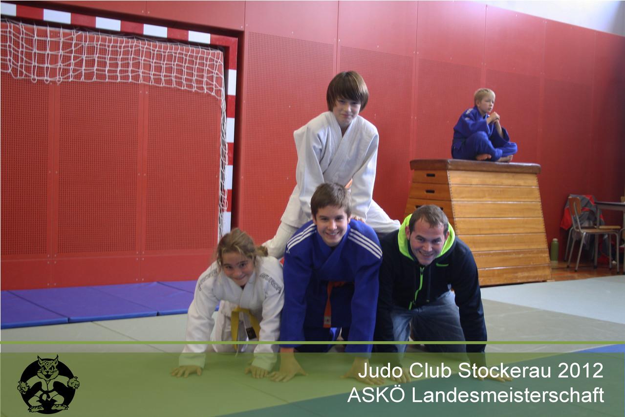 ASKÖ LM Judo Stockerau