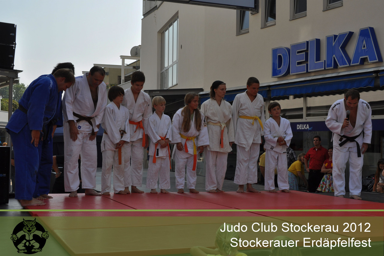 Erdäpfelfest Judo Stockerau