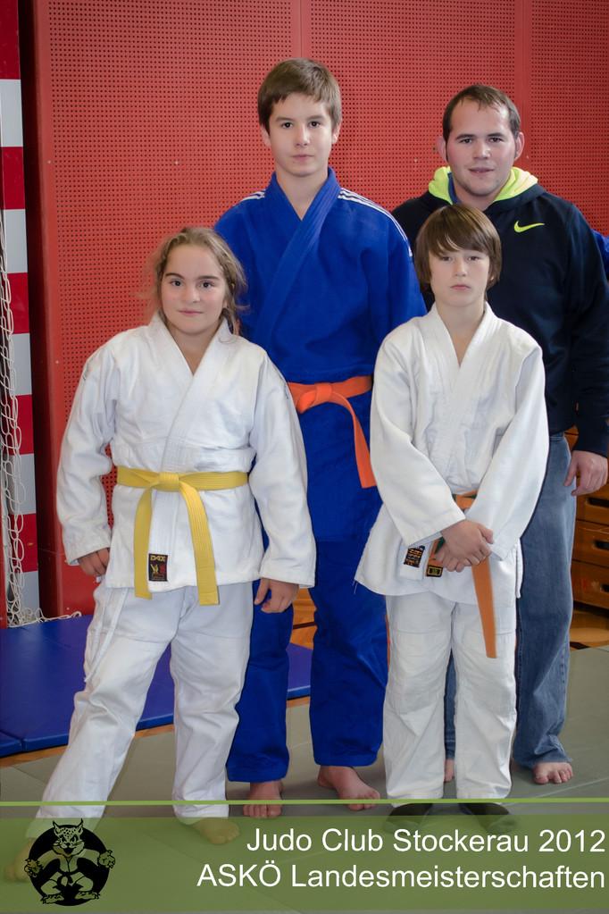 ASKÄ LM Judo Stockerau