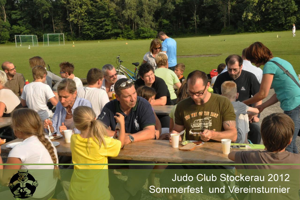 Sommerfest Judo Stockerau