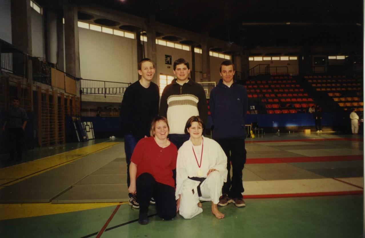 Lukas Baumgartner, Markus Betz, Markus Schneider, Diana Berner, Monika Moormann