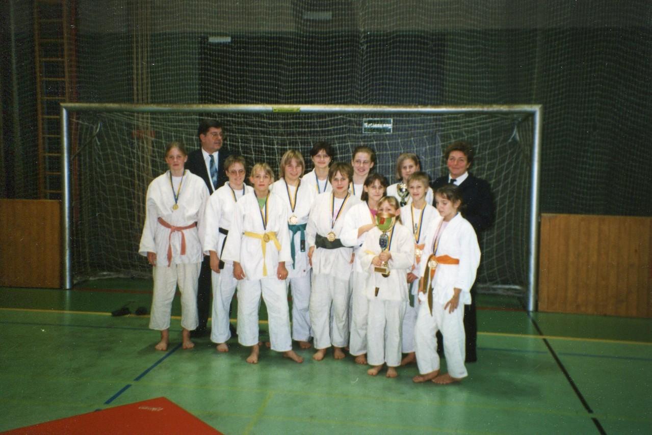 1997 Mannschaftsmeisterinnen