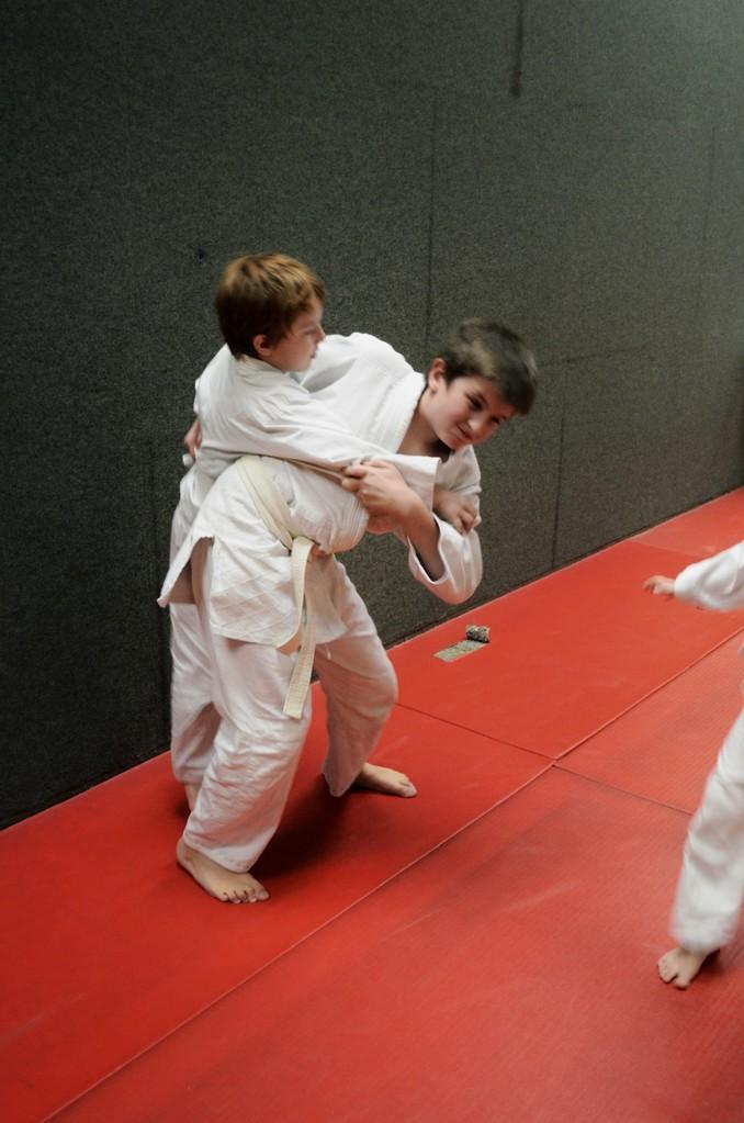Judo Club Stockerau / Dominik Kirchhofer