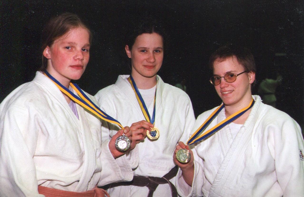 Anneliese Müllner, Katharina Stummer, Diana Berner