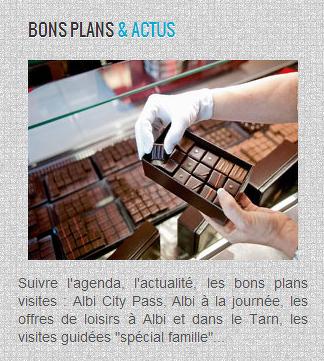 Bons plans & Actus - Albi en Famille