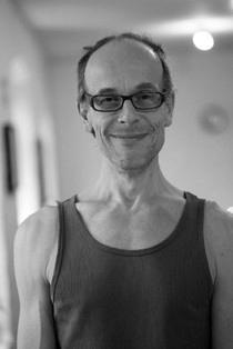 Yogalehrer Holger Schulz